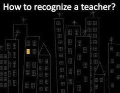 recognize_teacher